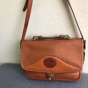 Dooney & Bourke Messenger Briefcase Crossbody Bag
